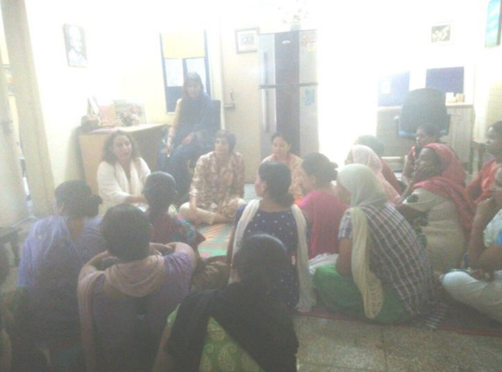 Life Skills Workshop by Team Sapling.