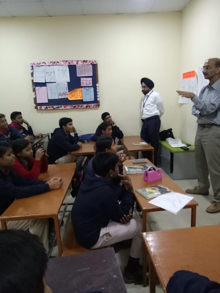 SAP Labs India Holds Life Skills Workshops