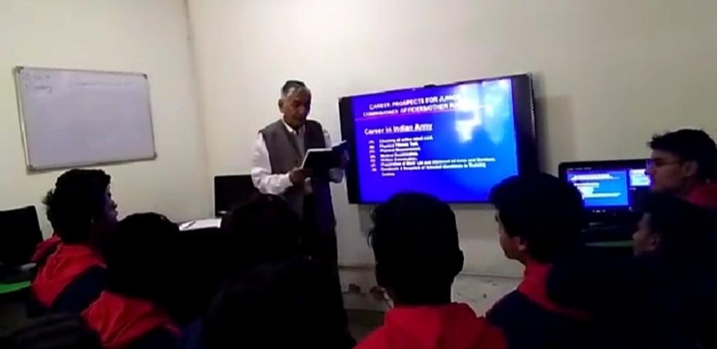 Seminar on Basics of Army Recruitment