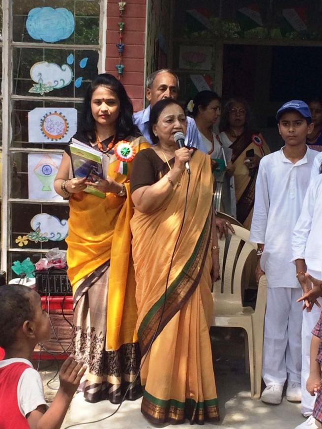 Independence Day 2017 Celebrations at Diksha