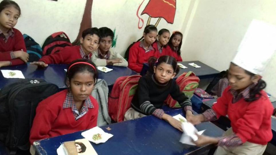 Budding Young Chefs of Diksha