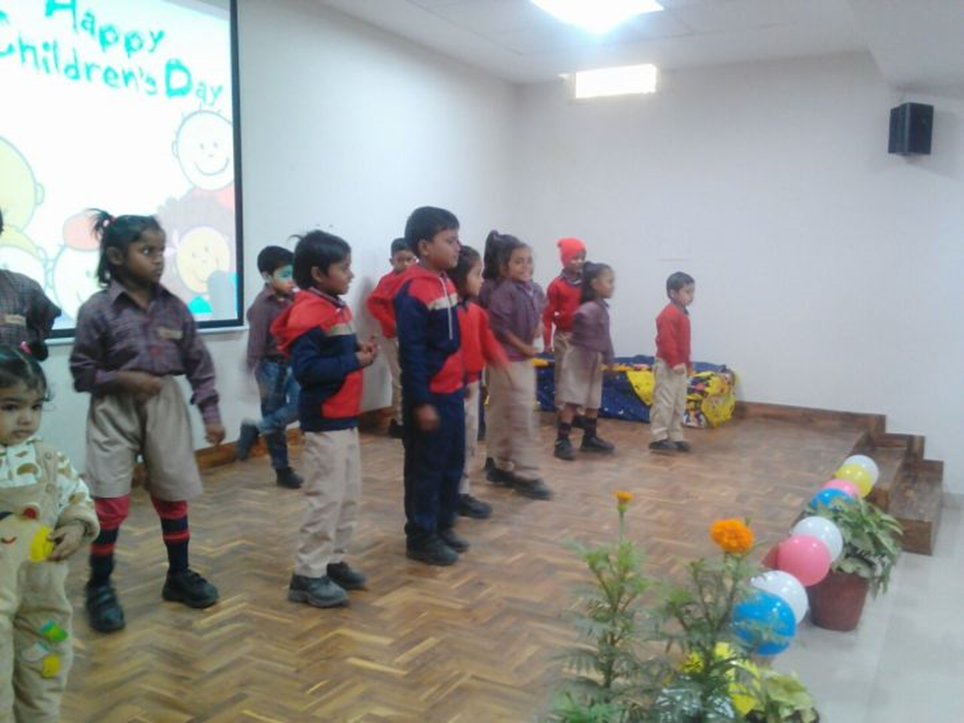 DPSG invites Youngsters and ITC Sheraton treats Class 5 on Children's Day
