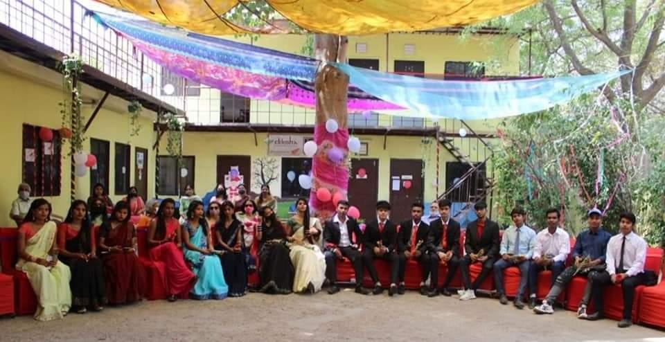Farewell to Class 12 at Diksha