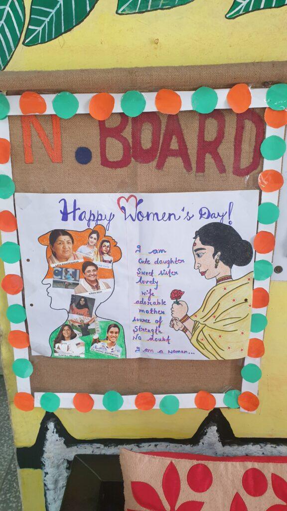 International Women's Day & Mathematics Day 2021