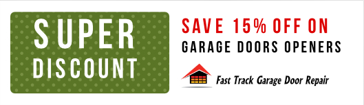 Save 15% OFF on New garage Openers