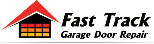 Fast Track garage Door Repair Logo