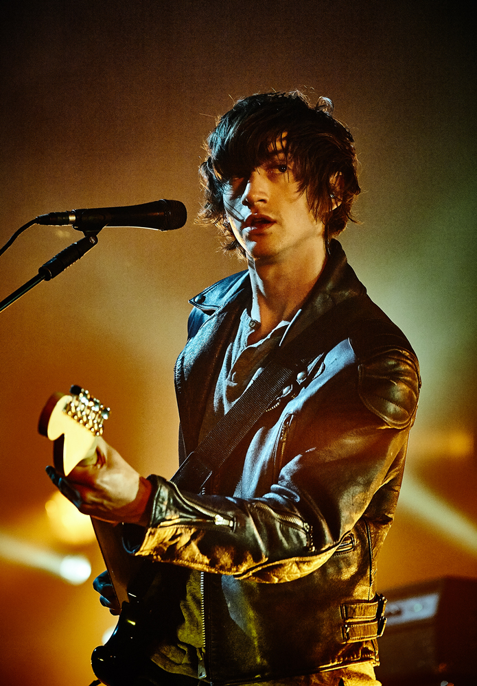 Arctic Monkeys - Roundhouse (iTunes Festival)