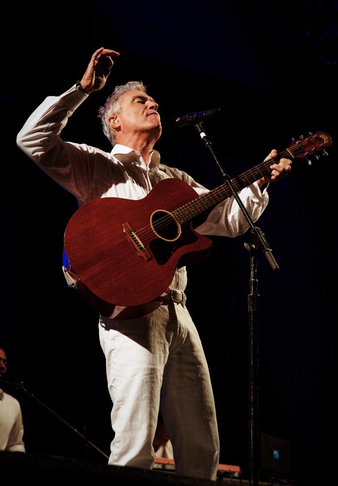 David Byrne - The Big Chill