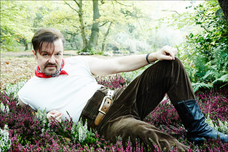 David Brent Lady Gypsy