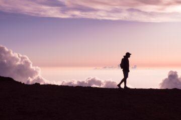 walking, postivity, positive