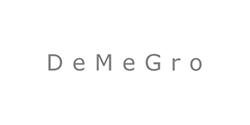 logotipo de demegro