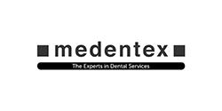 logotipo de medentex