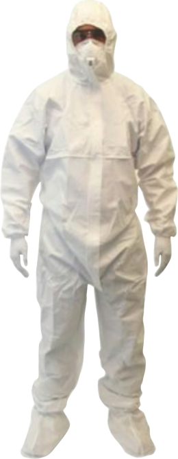 Xieon PPE kit white