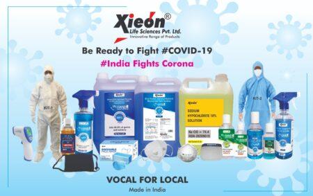 Xieon Life Corona protect Products