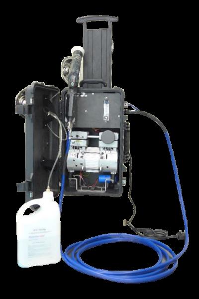 Electrostatic fogging sprayer