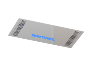 Sentinel Air Purification cassette in ceiling