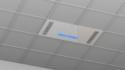 Sentinel ceiling air purifier unit