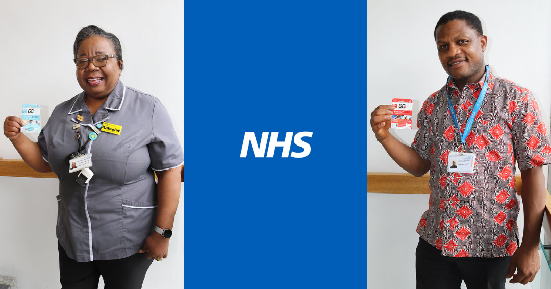 OUR NHS HEROES Go2