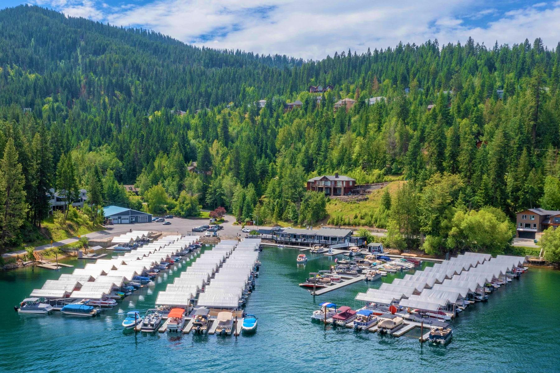 Hayden Lake Marina