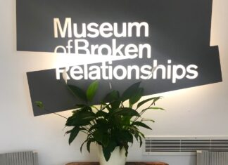zagreb museum of broken relationships - www.mancimouth.com