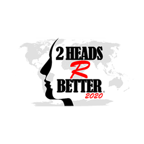 2 Heads R Better 2020
