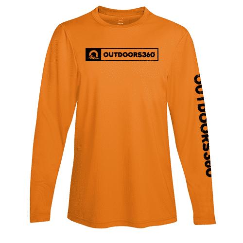 Outdoors 360 Hanes Long Sleeve Sportswear