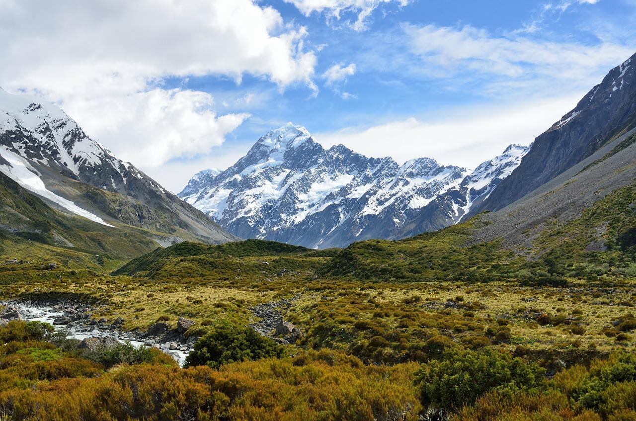 New Zealand Hiking Tour