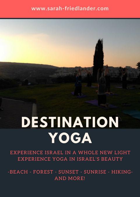 destination yoga