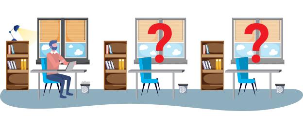 flexi seating solution, desk booking system, desk reservation solution