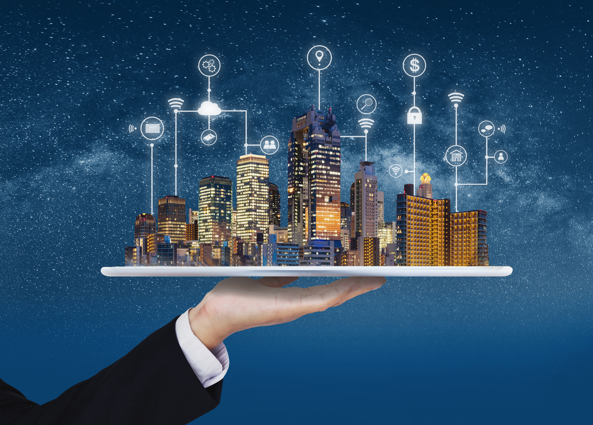 Smart building technology