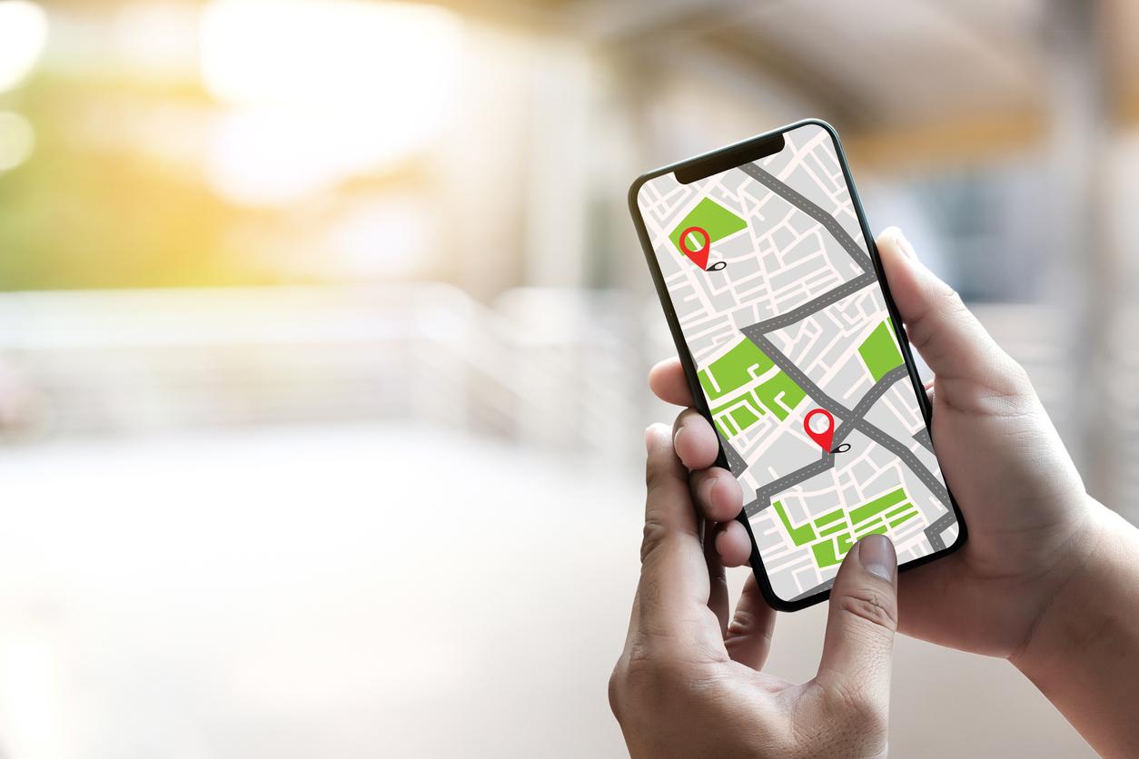Digital Blanket Way Finding Mobile APP