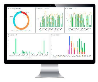 people count solution dashboard