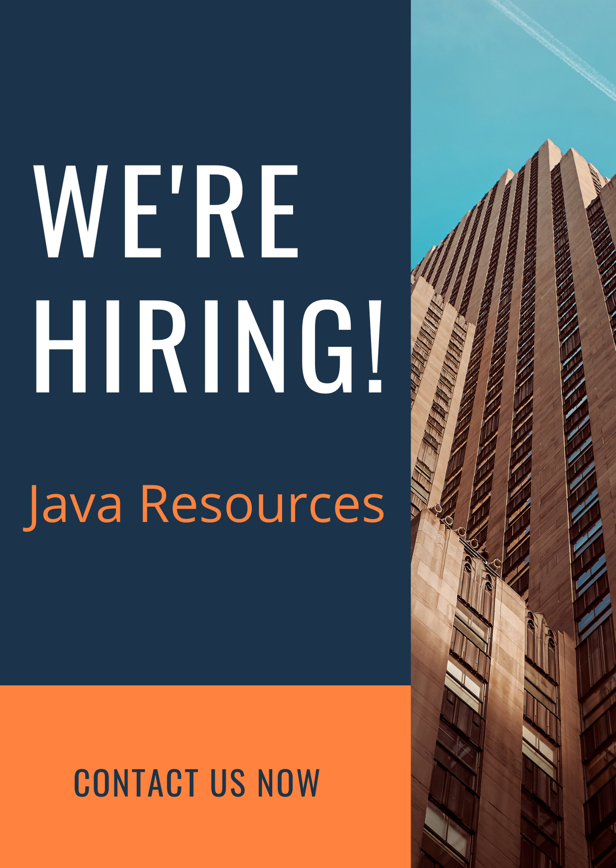 Java Developer Job opening