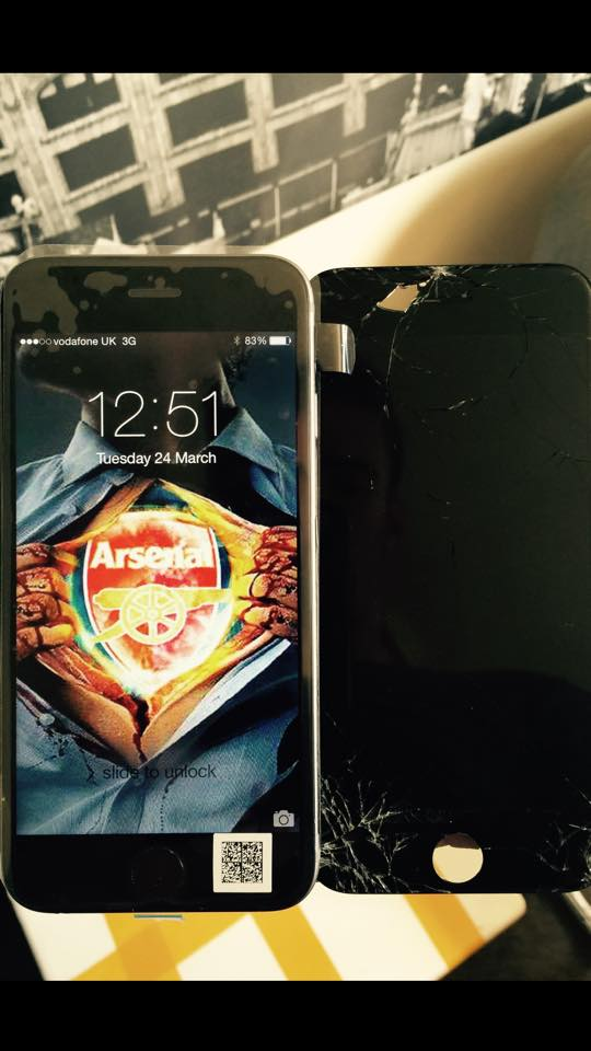 Screen-replacement