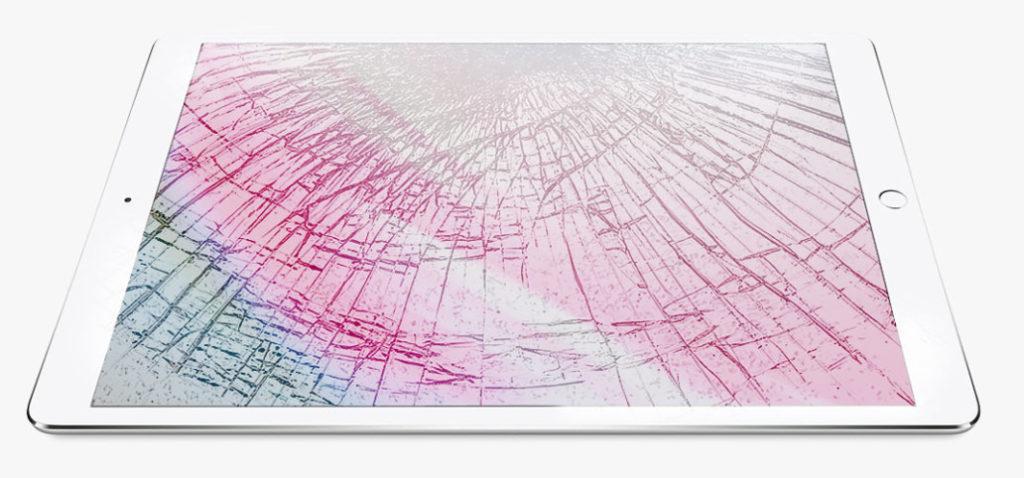 iPad Smashed