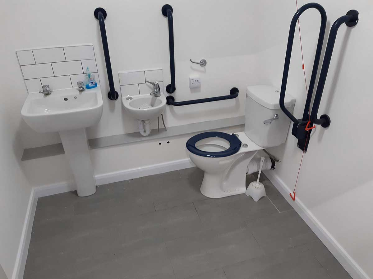 Reactive Services - Plumbing