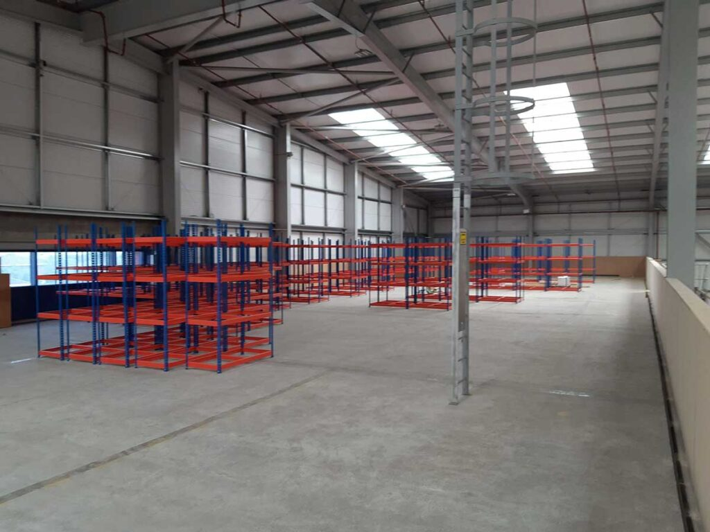 Project Services - Warehouse