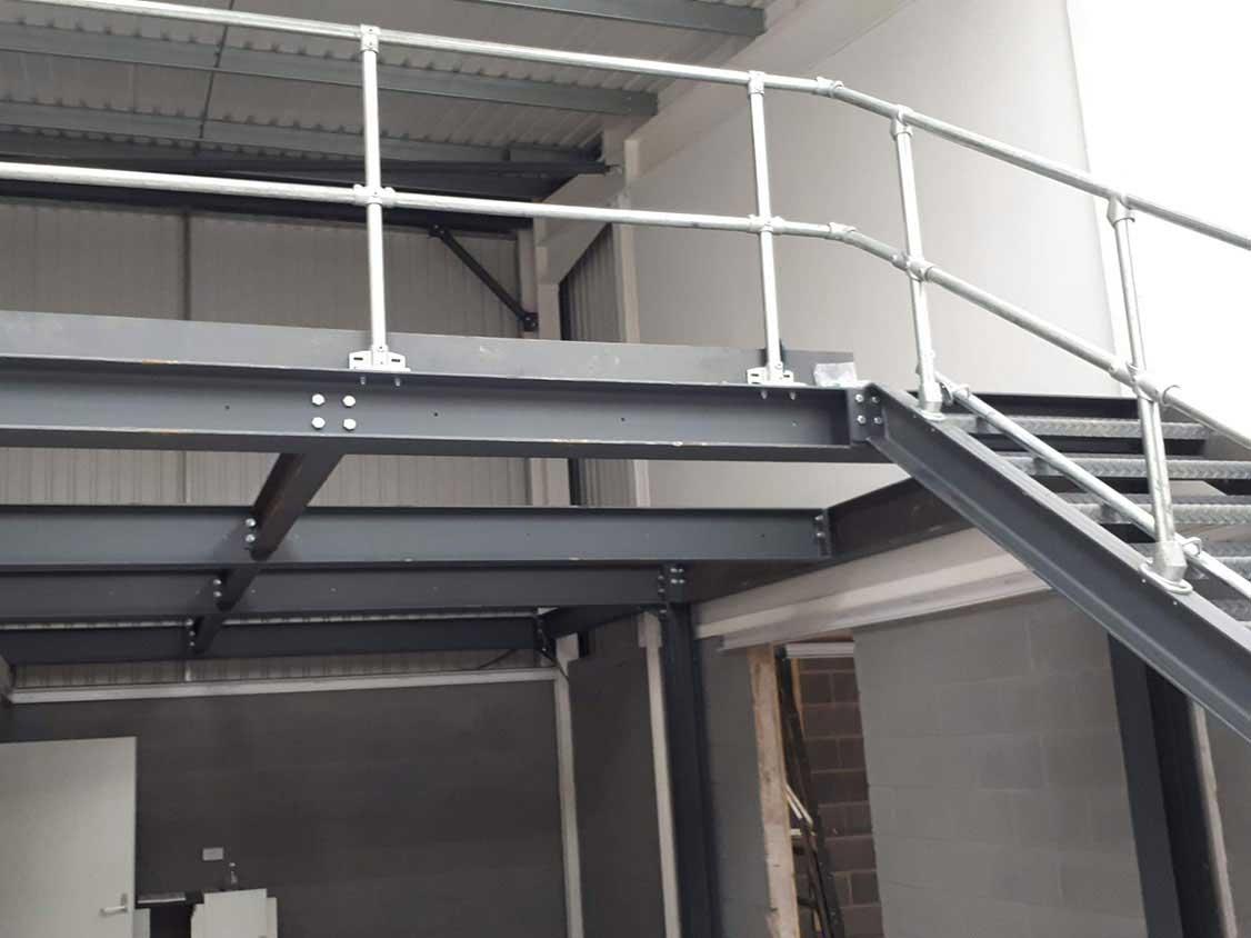 Project Services - Mezzanine