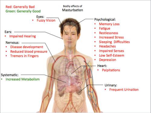 Harmful Effects Of Masturbation