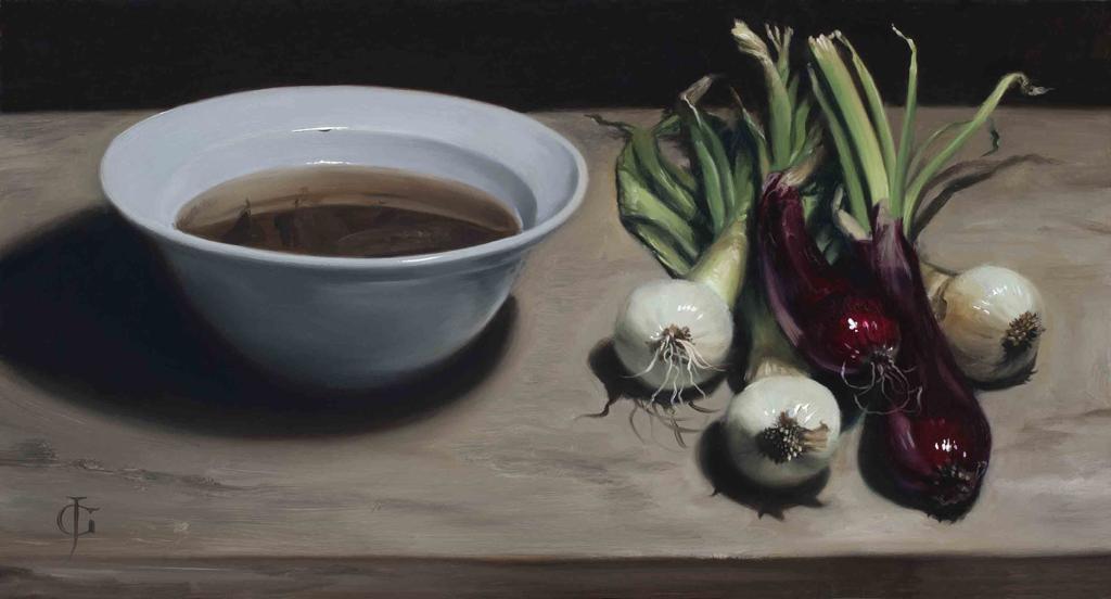 Art in eyes of James Gillick
