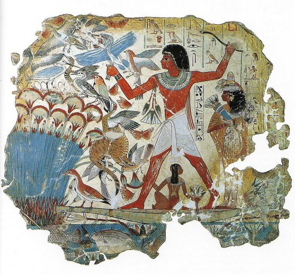 Symbolism in Egyptian Art