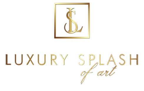 Luxury Splash of Art