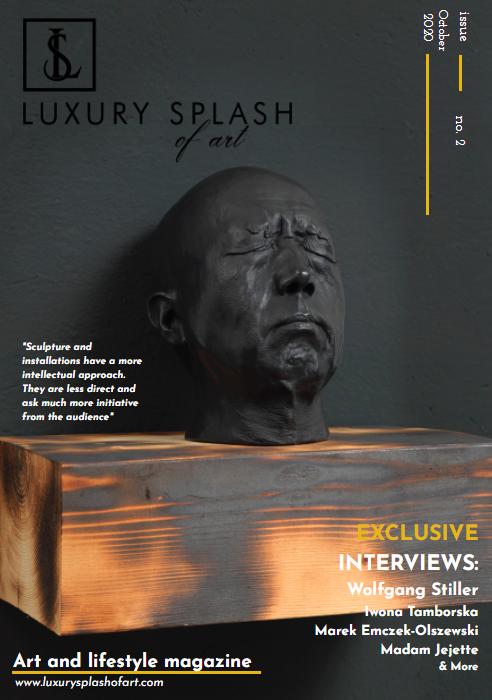 Luxury Splash Of Art – October 2020 Issue 2