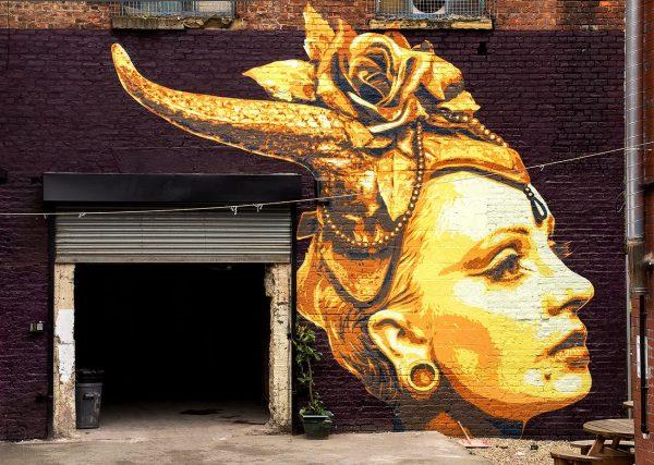 Street art – art revolt or the art of rebellion?