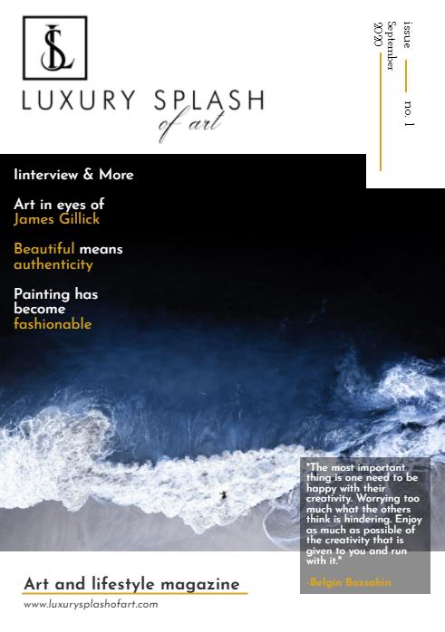 September 2020 Issue 1