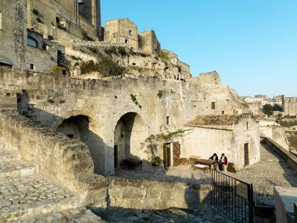A Reawakening in Southern Italy