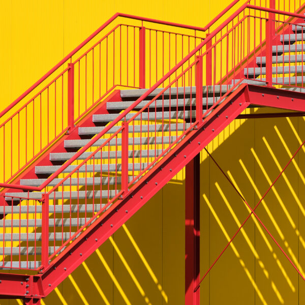 Ascending Staircases to Heaven