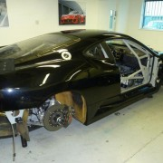 Ferrari 430 GTC rebuild