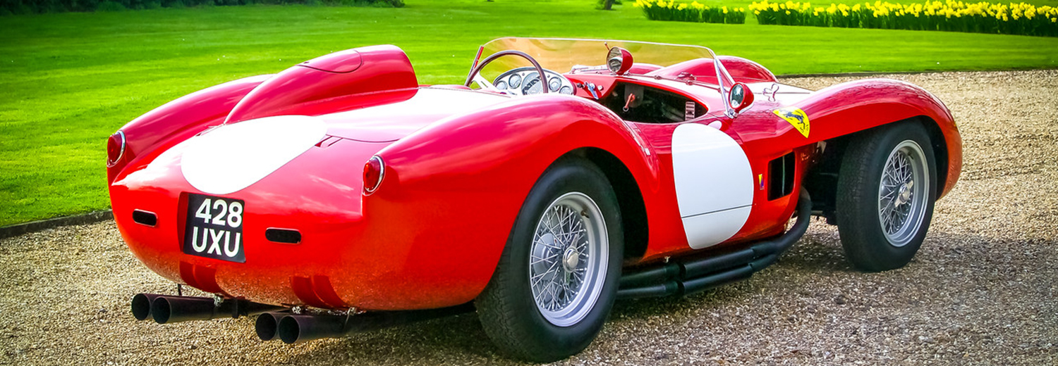 Classic servicing and restoration at SB Race engineering