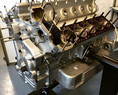 330 GTC Engine